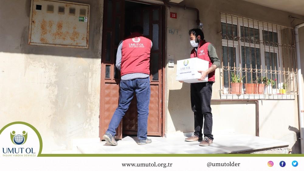 Türkiye Gıda Kolisi Yardım Faaliyetleri 2020