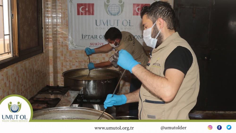 Suriye Ramazan Yardım Faaliyetleri 2020